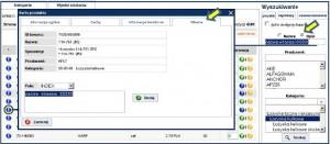 Platforma elektroniczna – nadawanie nazw własnych produktów